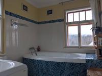 rodinny dum mezna - koupelna